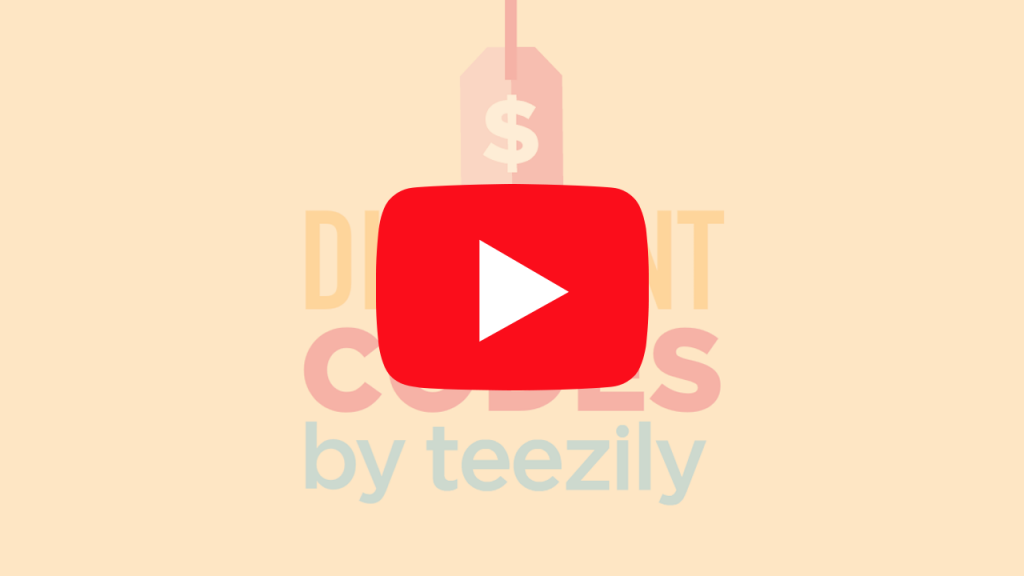 Tutorial how to set up a discount code on Teezily