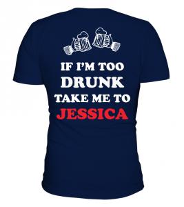 TSHIRT U drunk