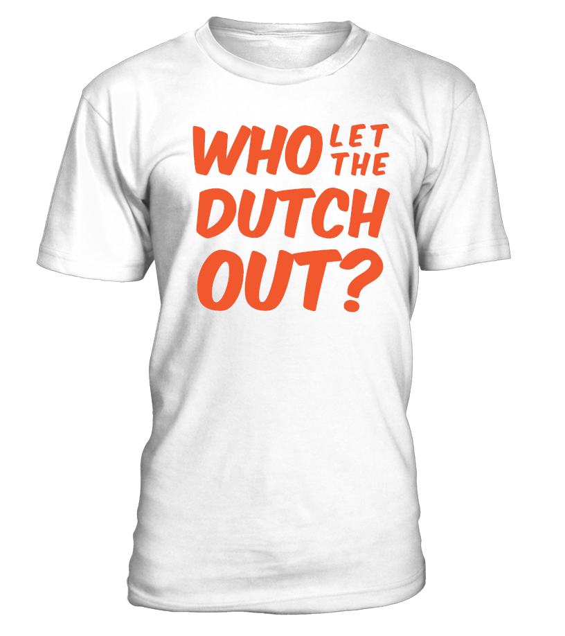 Who_let_the_dutch_out
