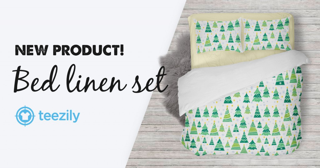 Post_New product! Bed linen set V1@2x